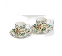 SET TETE A TETE 11 CM. PORCELLANA G.BOX PB17648